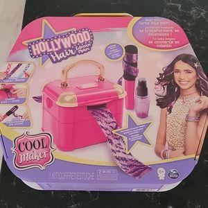 Girls hair extension maker brand new in box